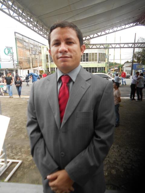 diretor do Prodap, Alípio Júnior