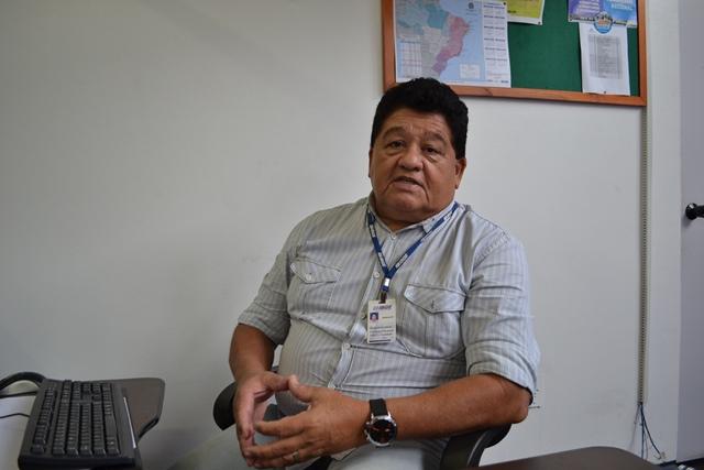 Adrimauro Gemaque, do IBGE. Instituto não tem dados sobre mortes