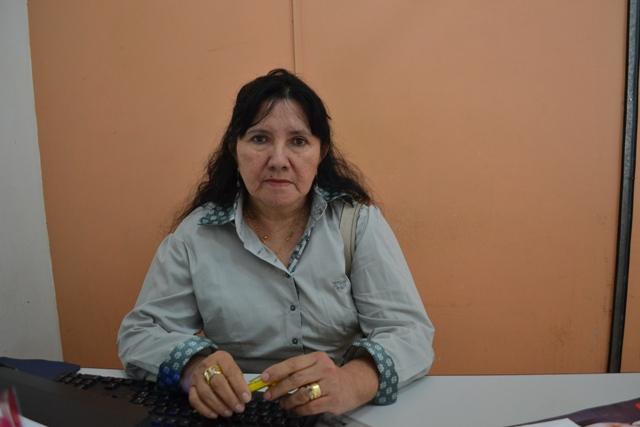 Delegada Elza Nogueira