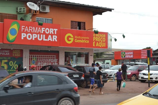 Existem apenas 3 farmácias populares originais, em Macapá e Santana
