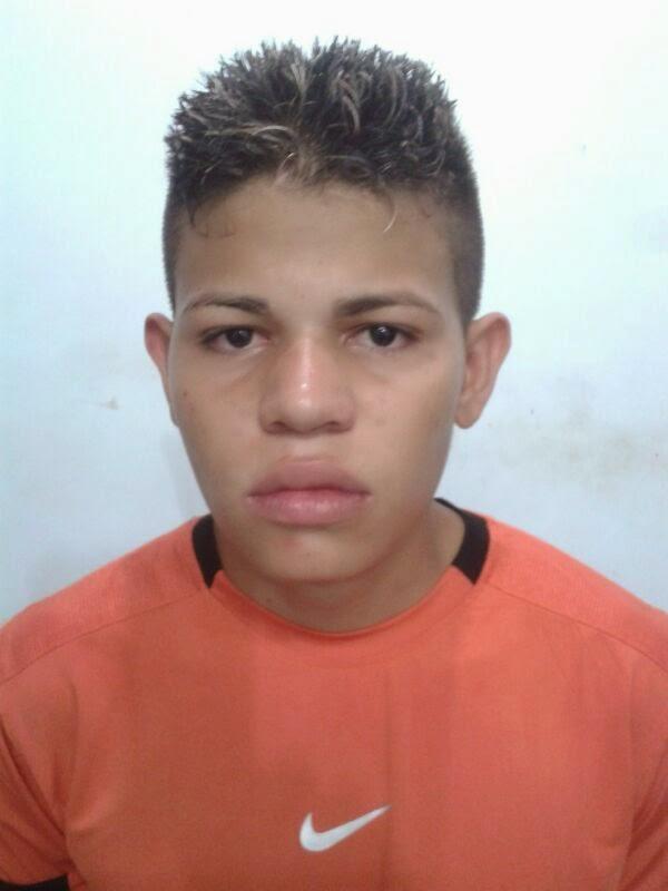 Daniel, 18 anos: novo na idade, mas velho no crime