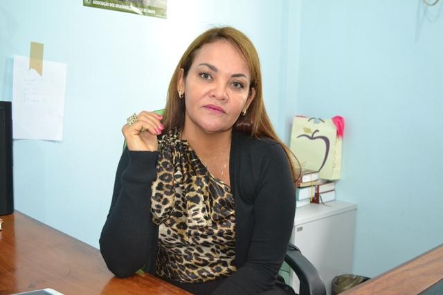 Delegada Odanete Biondi, responsável pelo inquérito