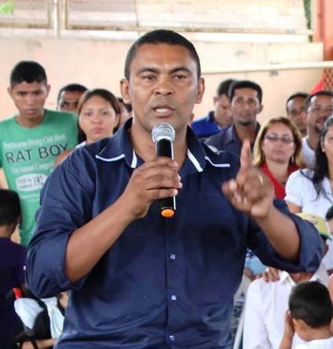 Genival Gemaque, prefeito de Pedra Branca: providências