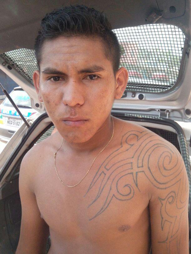 José Alfredo da Penha Trindade, de 20 anos