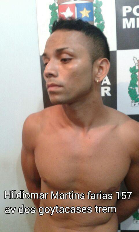 Hildiomar Martins Farias, comparsa