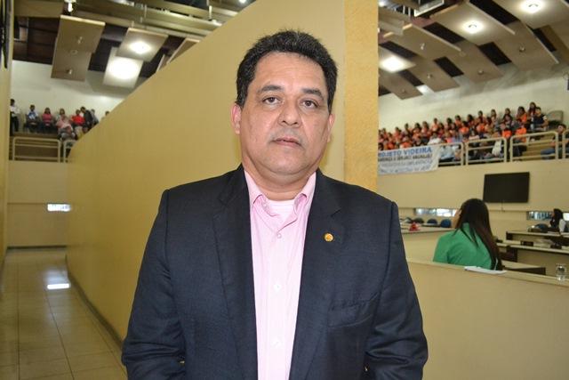Jardel Nunes, secretário de Saúde do Estado