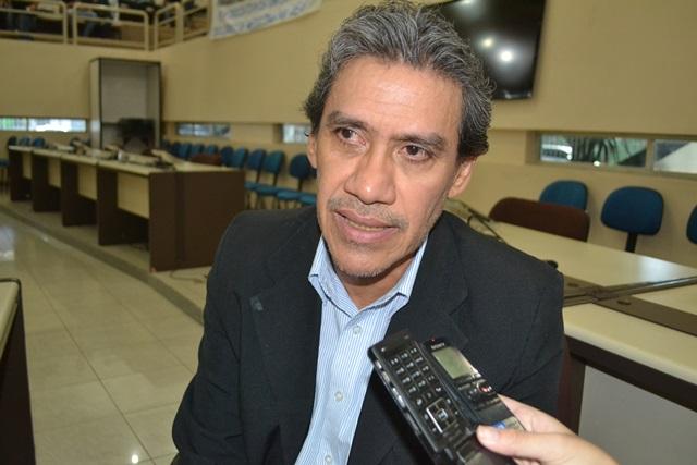 Manoel Brasil (PTN), um dos dois deputados que participaram da audiência. Assim como Jaci também é médico