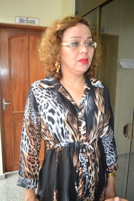 Secretária Municipal de Desenvolvimento Urbano e Habitacional Marta Barriga
