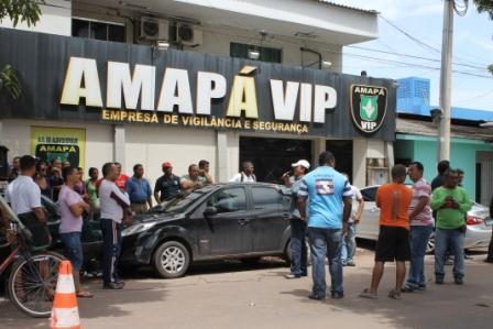 Amapá Vip, empresa beneficiada pelo esquema comandado por Adauto Bitencourt, segundo os procuradores federais