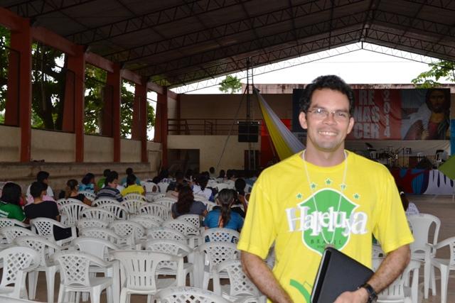 Alex Carvalho - coordenação do Renascer