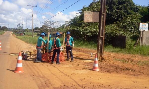 Possível rompimento no Linhão de Tucuruí deixa AP sem internet
