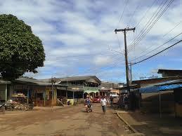 Entrada na vila do Lourenço; Foto: Coogal