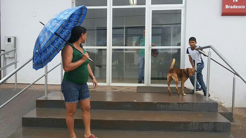 Agência do Bradesco em Porto Grande entre os alvos dos assaltantes