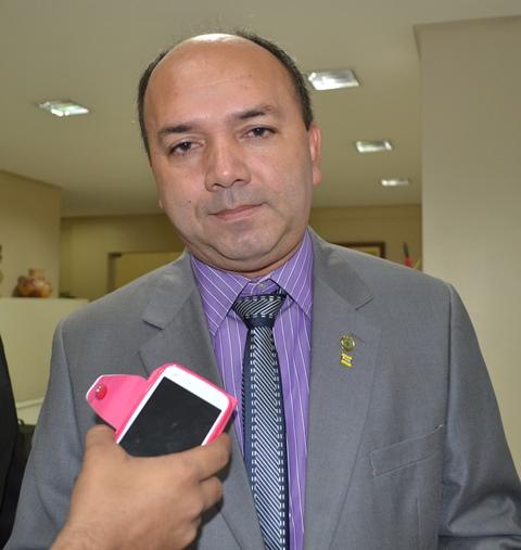 Dep. Charles Marques, autor do projeto de lei