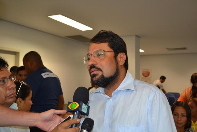 """Governador Camilo Capiberibe: """"Foi tudo feito com transparência"""""""