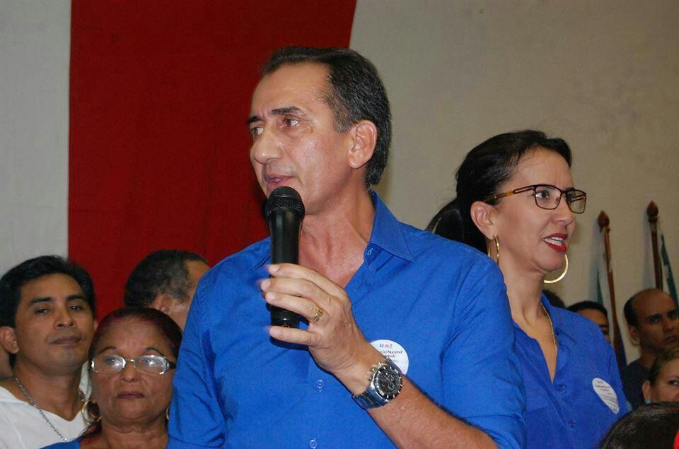 """Waldez Góes: """"não existe político mais perseguido do que eu"""""""