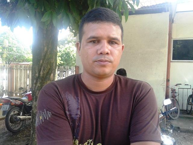 Lúcio Lemos, amigo de Raoni.