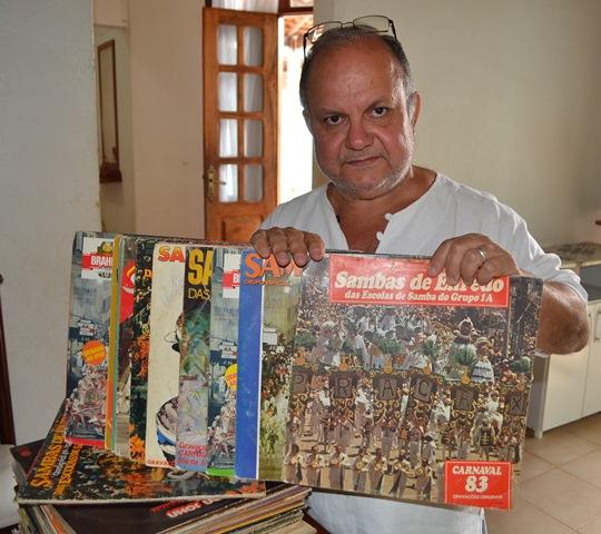 Sambas de enredo de 1976 a 1983