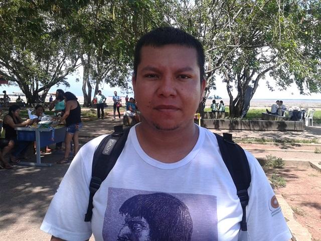 Yanomami dos Santos Silva