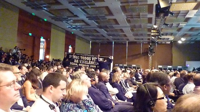 Evento reúne representantes de 90 países