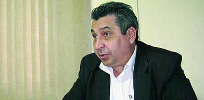 Carlos Sérgio Monteiro: um dos principais conselheiros do prefeito Robson Rocha