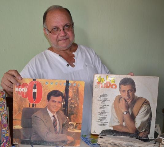 """Tarcísio Meira e Antonio Fagundes """"ainda novinhos"""""""
