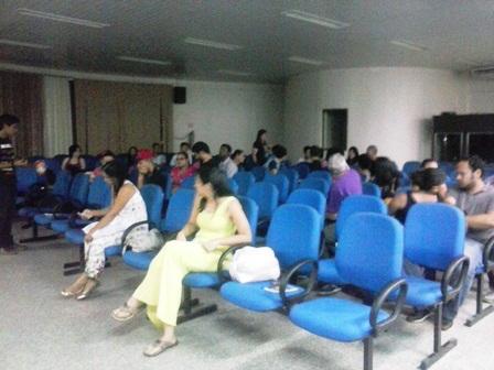 Reuniões do grupo Pena e Pergaminho no Centro de Cultura Franco Amapaense