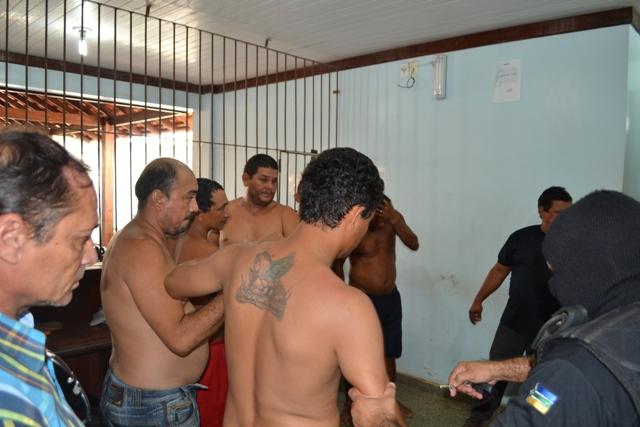 Com tatuagem nas costas outro policial civil do Pará