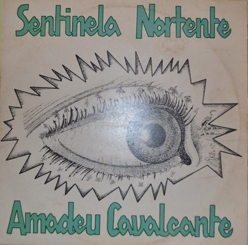 Pfrimeiro LP de Amadeu Cavalcante
