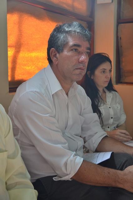 Secretário de Ciência e Tecnologia, Antonio Cláudio Carvalho