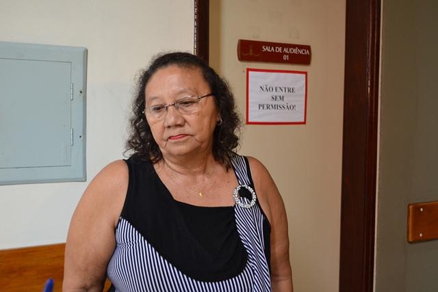 """Maria de Lourdes Oliveira, irmã da vítima: """"mataram para não pagar a dívida"""""""