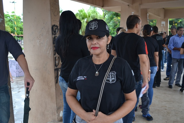 "Narcisa Ardaci Monteiro: ""Sem lei previdenciária"""