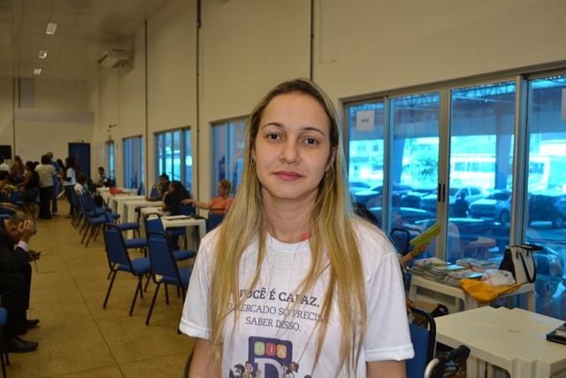 Procurador do Ministério Público do Trabalho, Sílvia da Silva: cumprimento da lei