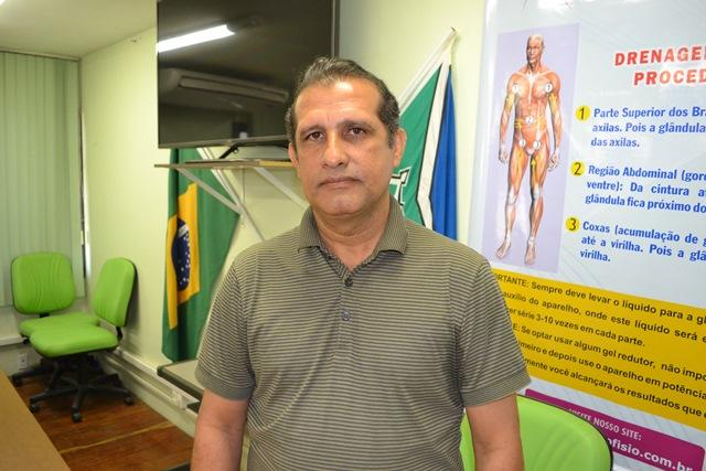 Rubivar Nobre, coordenador de Segurança Comunitária: idosos são as maiores vítimas