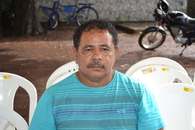 R.Martins, viúvo da professora: 38 anos de convivência
