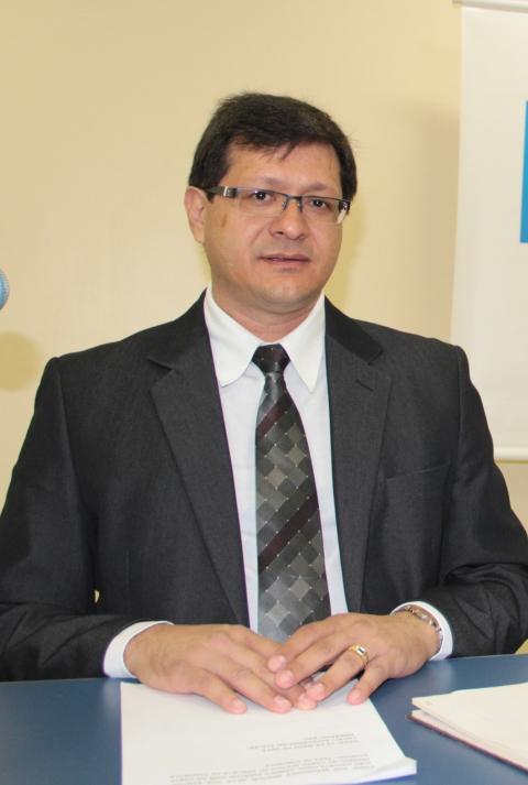 Secretário Geral do TCE, Damilton Barbosa