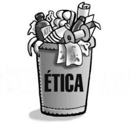 etica no lixo