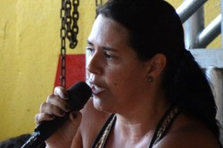 Cláudia Capiberibe disse que virou alvo por ser a pessoa mais próxima ao governador Camilo