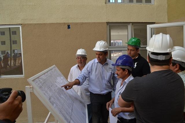 Prefeito Clécio Luiz (PSOL) e vereadores de Macapá inspecionaram as obras