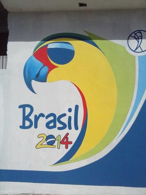 A Copa do Mundo não foi esquecida