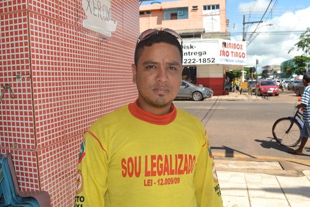"""Cherman dos Santos: """"um dia como outro qualquer"""""""