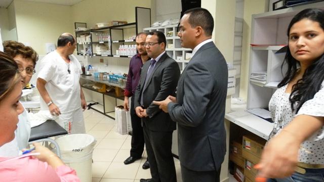 Comissão da OAB inspecionou quase todas as unidades de saúde do Estado