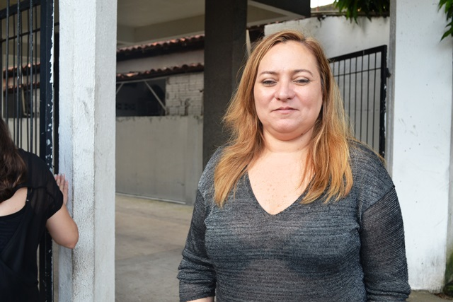 A médica Rosemary Queiroz se demitiu em solidariedade aos colegas