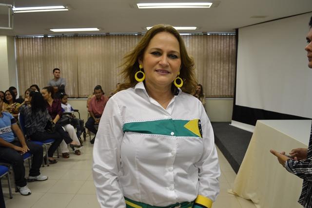 Elda Araújo: se houver problemas, diretores poderão sofrer processo de impeachment
