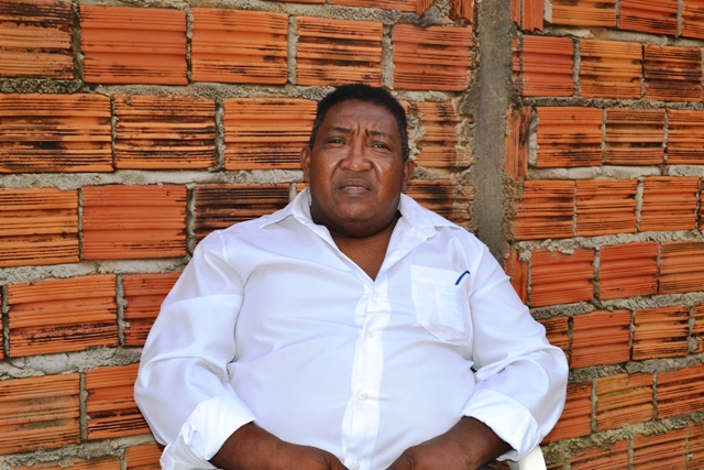 José Elenildo da Silva - Conselheiro de Segurança Comunitária do Congós