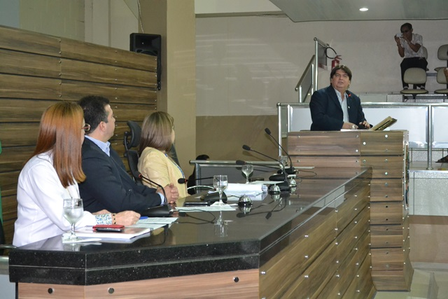 Secretário de Finanças da PMM, Paulo Mendes, detalhou as prioridades em 2015