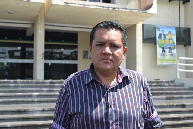 Miquéias Reis, diretor do Teatro suspeitou desde o princípio