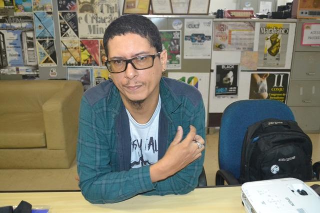 Rogério Araújo, diretor do MIS