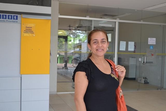 Roseli Carvalho, mãe de Rarisson: próximo passo é fisioterapia