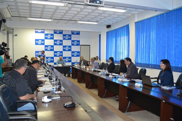 Representantes das principais entidades empresariais participaram do encontro